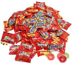Assorted Bulk 5.49 Lb Starbursts Skittles Lifesavers Big Rin