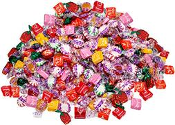 Assorted Starburst & Brach's 8.75 Lb Bulk Soft Chewy & Hard