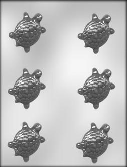 CK Products 2-1/4-Inch Turtle Chocolate Mold