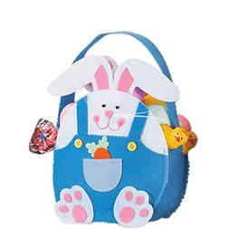 Candy Bags,Elevin Easter Rabbit Gift Candy Bag Creative Pres