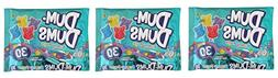 Dum Dums Easter Bunnies Pops 10.5 Oz Bag, 30 Pops