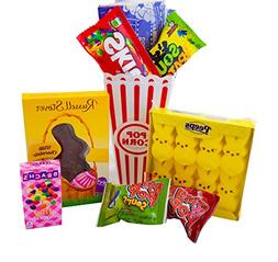 Easter Movie Night Gift Set Gift Basket  Family Easter Prese