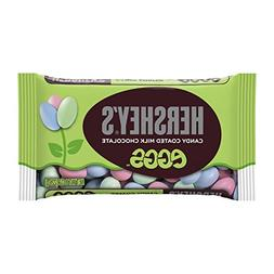HERSHEY'S EGGS Chocolates, Candy Coated Solid Milk Chocolate