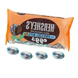 Hershey's Milk Chocolate with Pretzel Bits Eggs Easter Baske