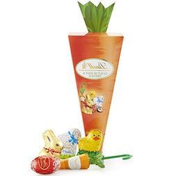 Lindt Large Chocolate Carrot Box, Assorted Chocolate, 18.8 O