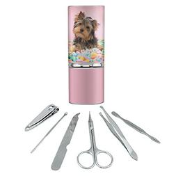 Yorkie Yorkshire Terrier Dog Candy Eggs Easter Stainless Ste