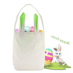 Big Sale-Easter Bags with Bunny Ears Design for Easter Egg H
