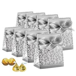 Johouse Candy Boxes, Gift Boxes Cake Boxes Candy Bag with Gi