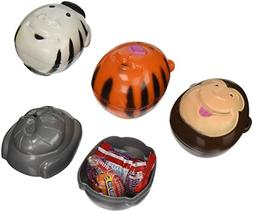 Fun Express Candy Filled Animal Easter Eggs and Filled Easte