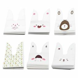 Candy Pouch For Easter Kids Party Decor Cute Cookies Snack G