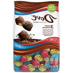DOVE PROMISES Variety Mix Chocolate Candy 43.07-Ounce 153-Pi