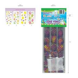 Easter Candy Bags 20 Bags/Pack