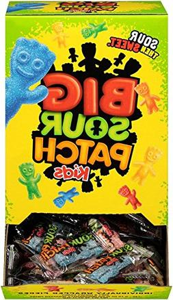 Sour Patch Kids,Net Weight 46 Ounces, 240-Count Individually