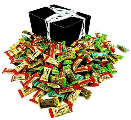 Chimes Ginger Chews 5-Flavor Variety: One 2 lb Assorted Bag