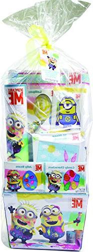 Frankford Candy Company Minions Easter Basket Jelly Beans, 6