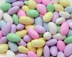 Jordan Almonds - Pastel Coated Easter Candy