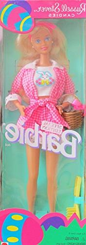 RUSSEL STOVER Candies BARBIE Doll SPECIAL EDITION w 'EASTER'