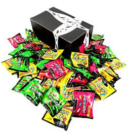 Mike and Ike Chewy Candy 3-Flavor Variety: Twenty-Four 0.5 o