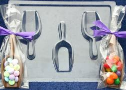 SHOVEL SCOOP EASTER CHOCOLATE CANDY MOLD MOLDS DIY EASTER PA